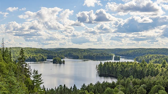Algonquin Provincial Park, Canada | Daytime in the Park