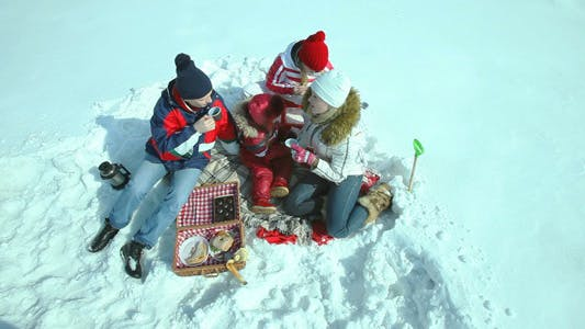 Thumbnail for Picnic In Winter
