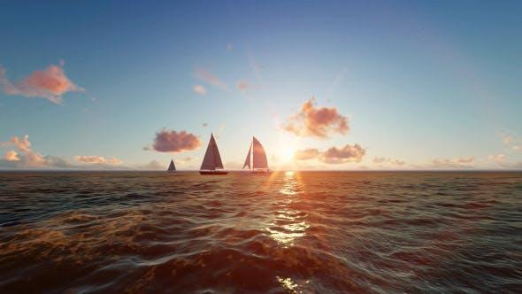 Thumbnail for Ocean Sailing Sunshine