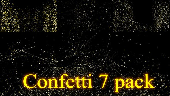 Thumbnail for Confetti Glow