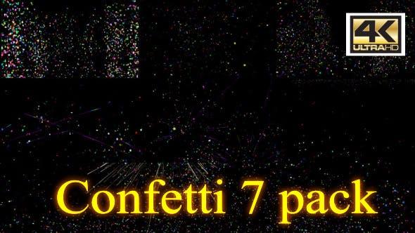 Thumbnail for Confetti 4K