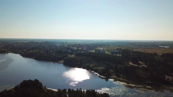 Thumbnail for Three Lakes In The Town Of Gorodok 14