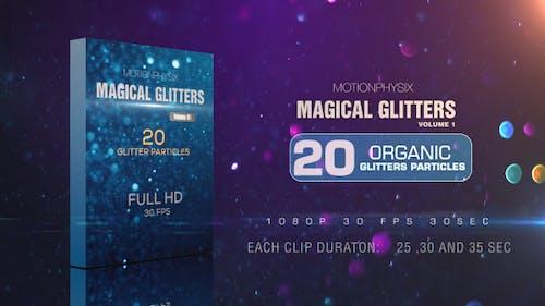 Magische Glitzer Vol 1