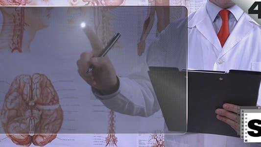 Thumbnail for Screen for Medical Data