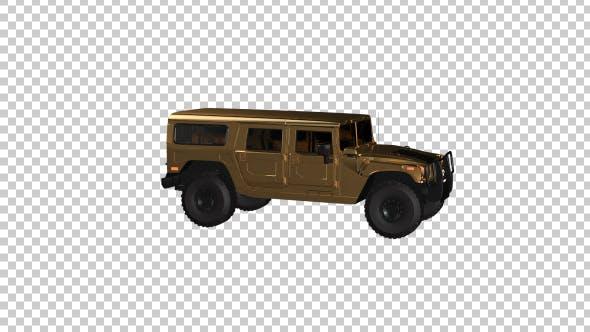 Thumbnail for Gold Hummer