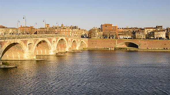 Thumbnail for Toulouse, France  - The Pont Neuf