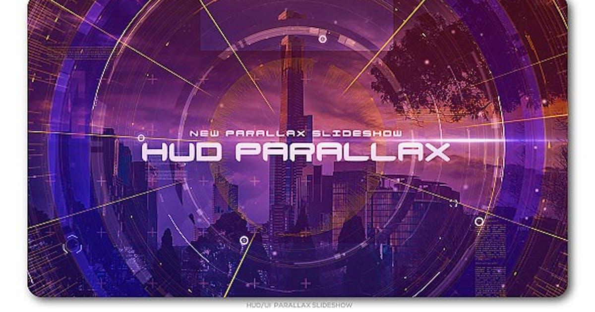 Download HUD Parallax Slideshow by TranSMaxX