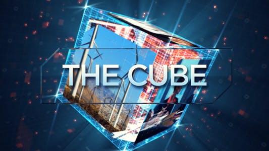 The Cube Intro