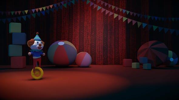 Thumbnail for Circus Clown Show