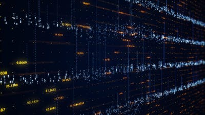 Data Information Technology Background