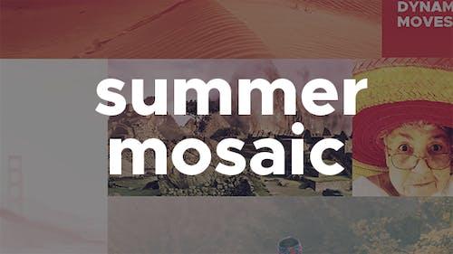 Summer Mosaic Slideshow