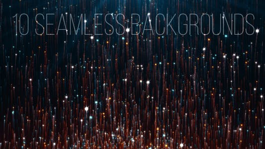 Thumbnail for Particles Backgrounds Pack
