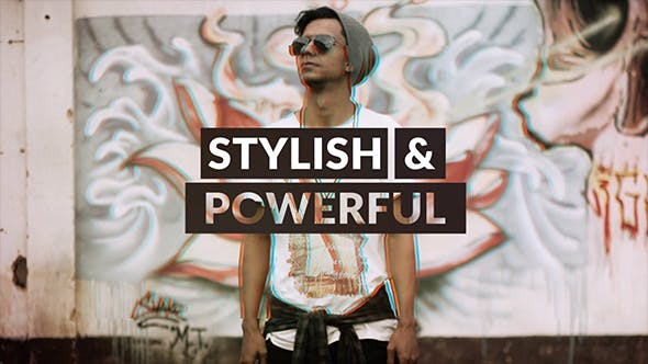 Thumbnail for Stylish & Powerful Slideshow