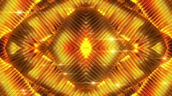 Thumbnail for Golden Kaleidoscope Ver 10