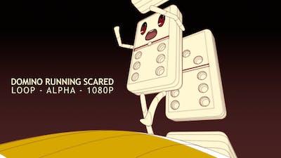 Domino Running Scared