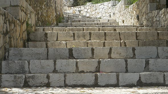 Thumbnail for Old Stone Steps