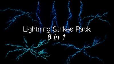Lightning Pack - 8 in 1