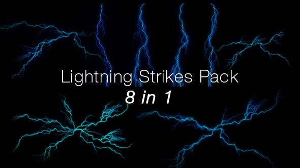 Cover Image for Lightning Pack - 8 in 1