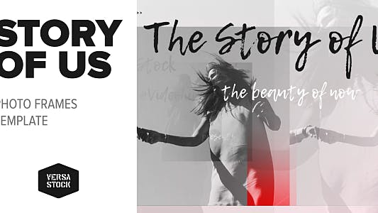 Thumbnail for The Story of Us | Photo Frames