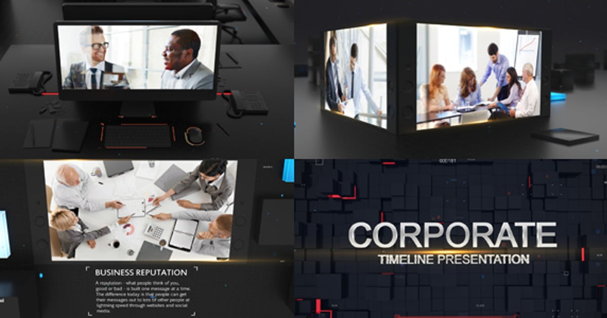 Download Corporate Presentation by V_motion