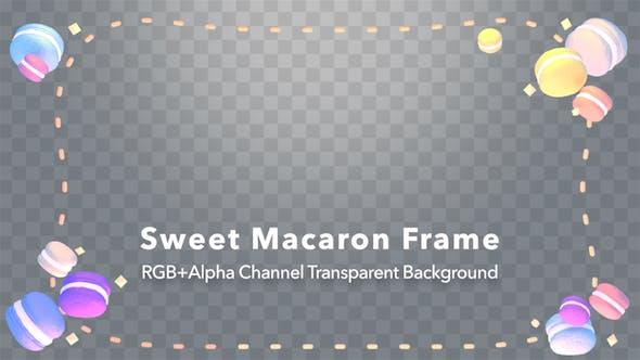 Thumbnail for Sweet Macaron Frame