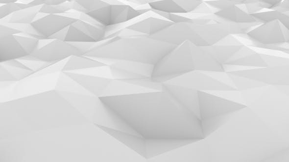 Thumbnail for Fluctuating Smooth White Polygonal Surface