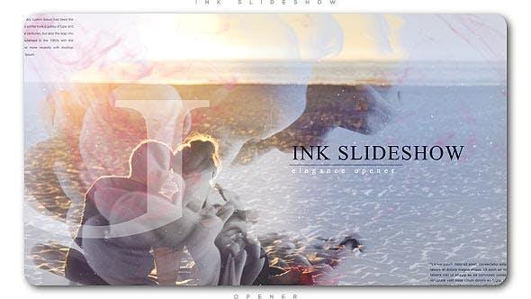 Thumbnail for Elegance Ink Slideshow