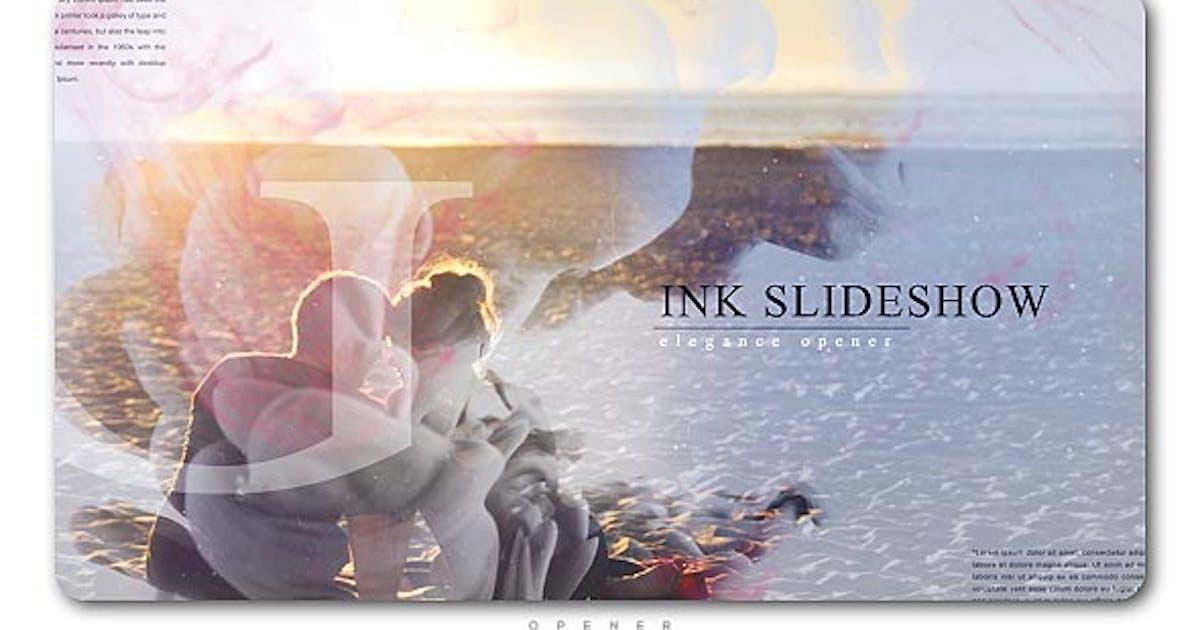 Download Elegance Ink Slideshow by TranSMaxX
