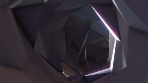 Cover Image for Magic Low Poly Tunnel