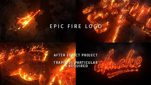 Thumbnail for Epic Fire Logo