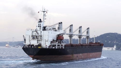 Cargo Bulk Vessel