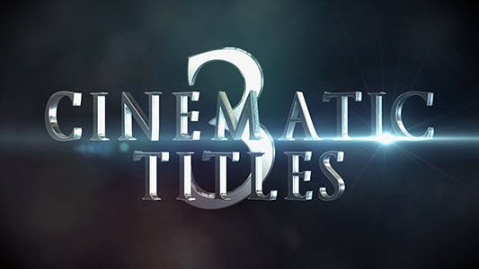 Thumbnail for Cinematic Titles 3