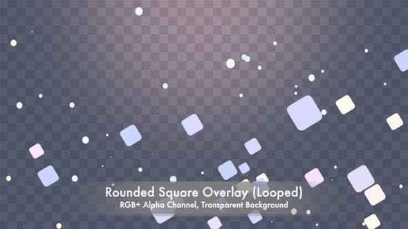 Thumbnail for Rounded Square Overlay
