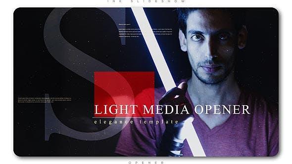 Cover Image for Light Media Opener | Slideshow
