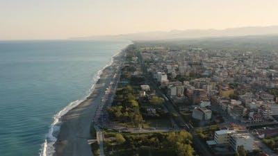 Locri aerial view