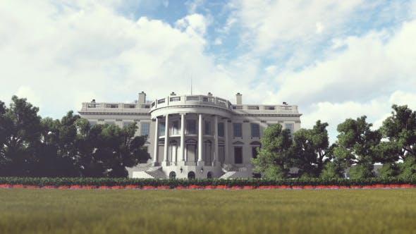 Thumbnail for Realistic White House