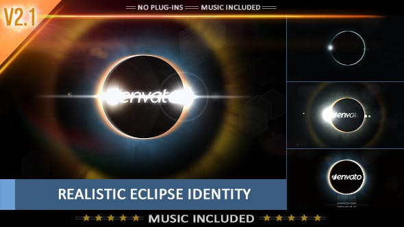 Thumbnail for Epic Eclipse Cinematic Logo Intro