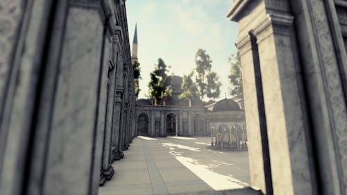 Ottoman Palace Garden
