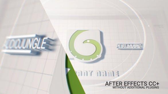 Cover Image for White Logo