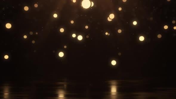 Thumbnail for Flying Lights Background