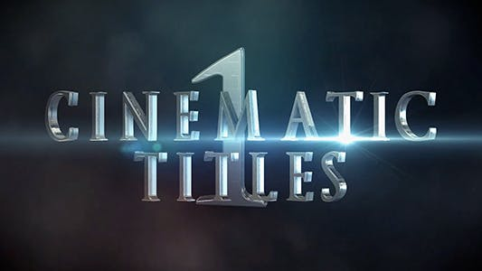 Cover Image for Cinematic Titles 1