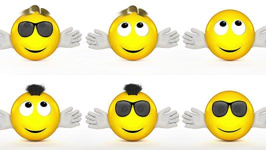 Thumbnail for Emoji-Logo enthüllen