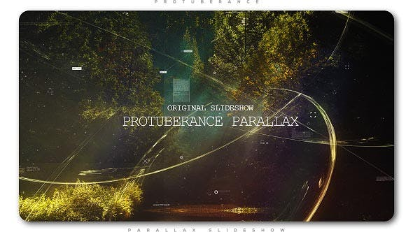 Thumbnail for Protuberance Parallax Slideshow