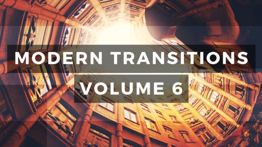 Thumbnail for Modern Transitions 5 Pack Volume 6