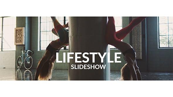 Thumbnail for Слайд-шоу по образу жизни