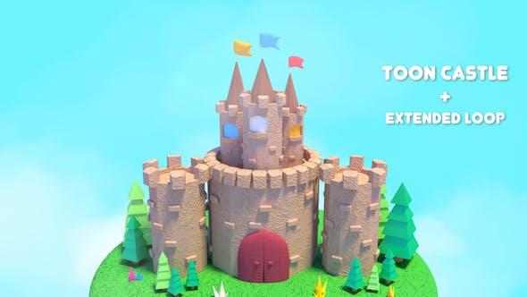 Thumbnail for Toon Castle Pack