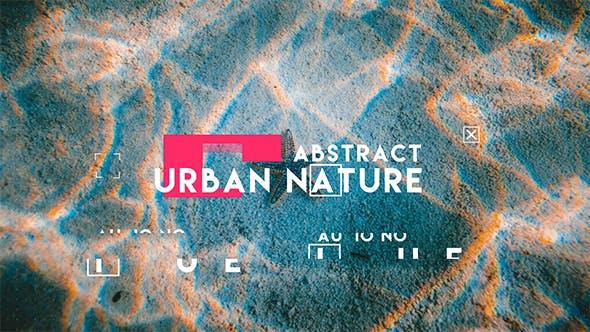 Abstract Urban Slide