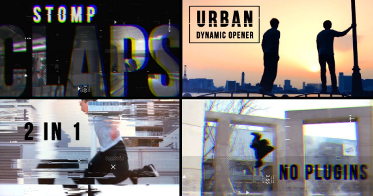 Download Urban Dynamic Opener by TimMG