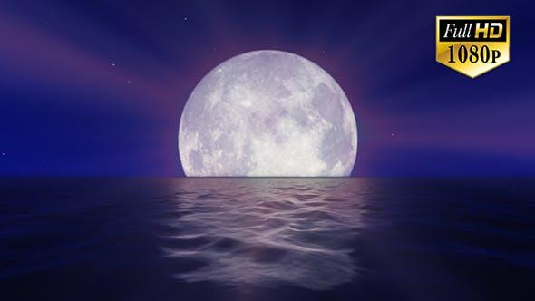 Thumbnail for Moon & Sea
