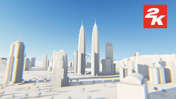 Thumbnail for 3D City Malaysia 6